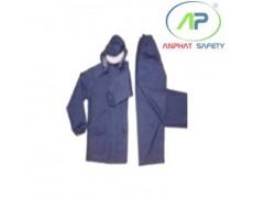 Áo mưa bộ A1 size 5XL (2 khóa)
