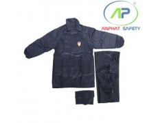 Áo mưa bộ A2 Size 4XL (2 khóa)